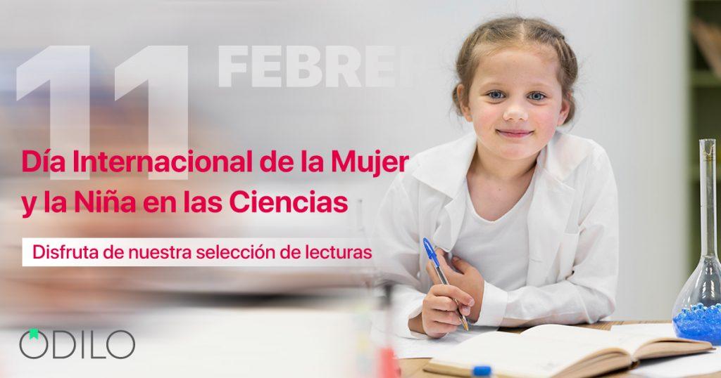 ODILO celebra el día de la Mujer y la niña en la Ciencia