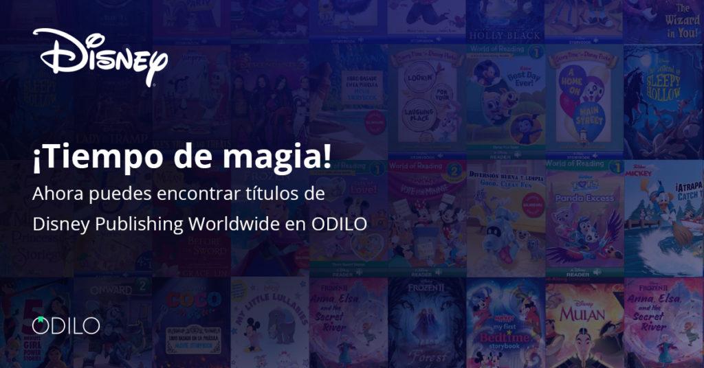títulos de Disney